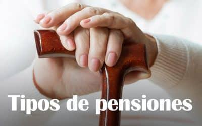 Tipos de pensiones en Chile